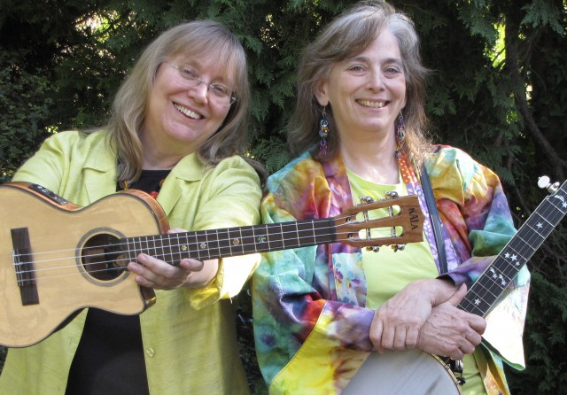 Cathy & Marcy's 'Dancin' in the Kitchen' Concerts