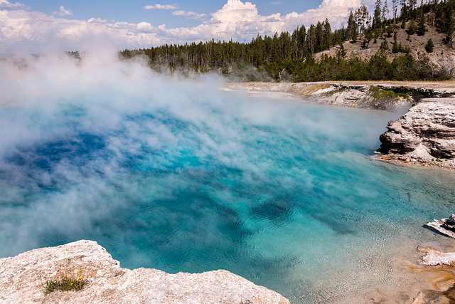 geyser-yellowstone
