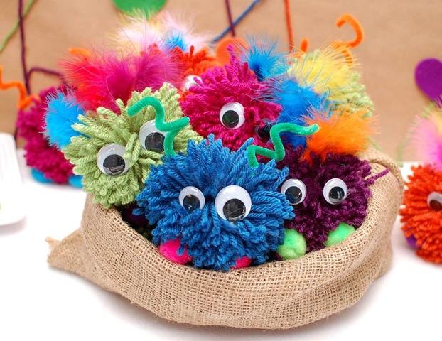 Monster yarn balls seattle farm school website