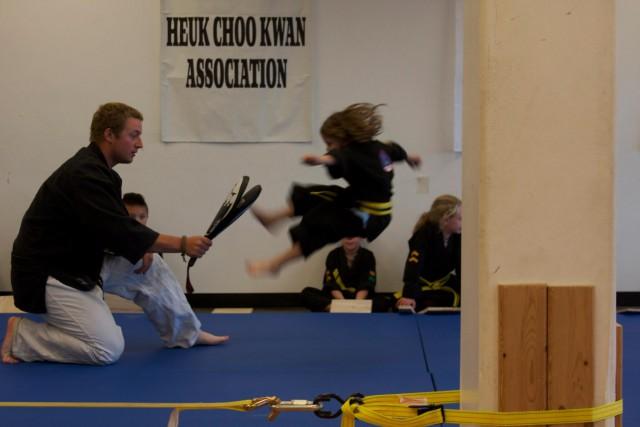 Olson Circus Ninja School