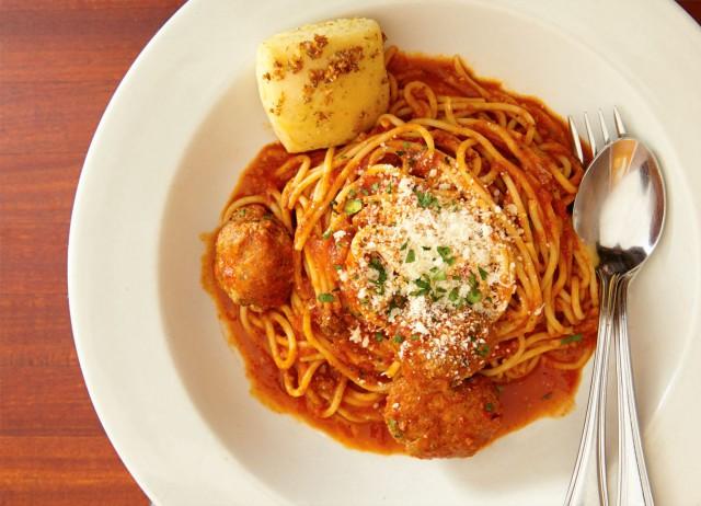 Tomatina Spaghetti