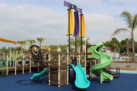 Photo: Seven Seas Park, City of Sunnyvale
