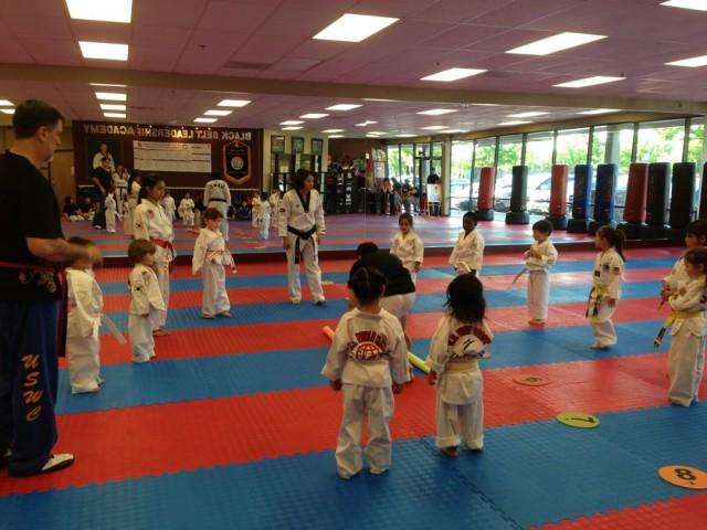 Tiny Tiger US World Class Taekwondo