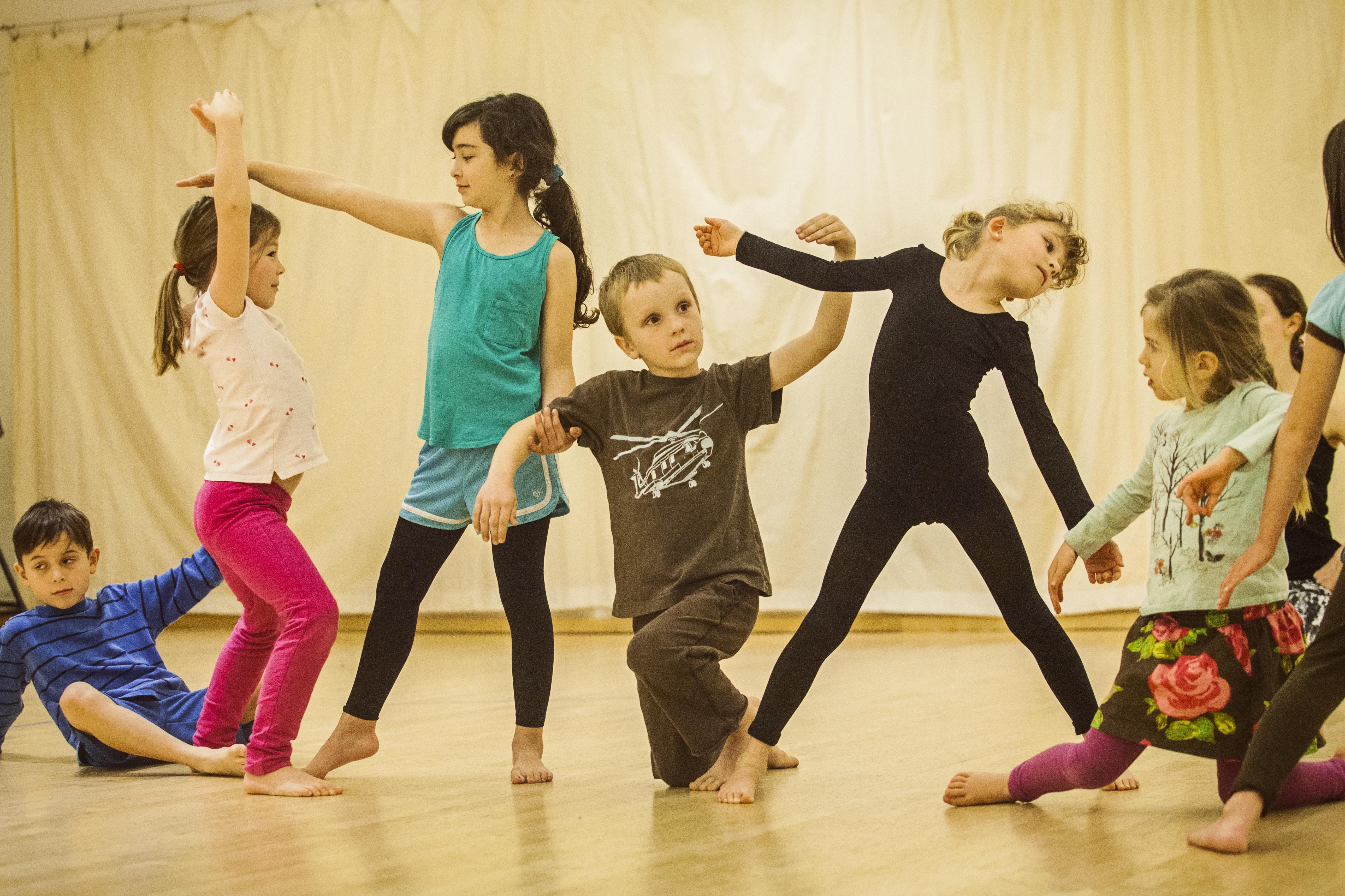 Tiny Dancers The Best Dance Studios For Kids