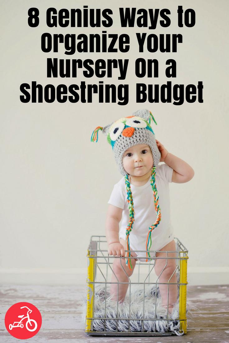 organize nursery