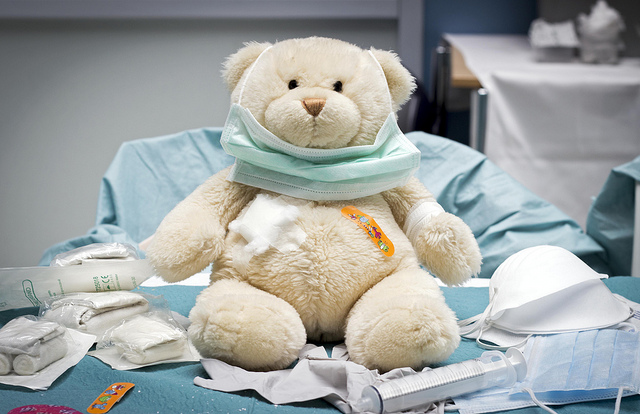teddy hospital