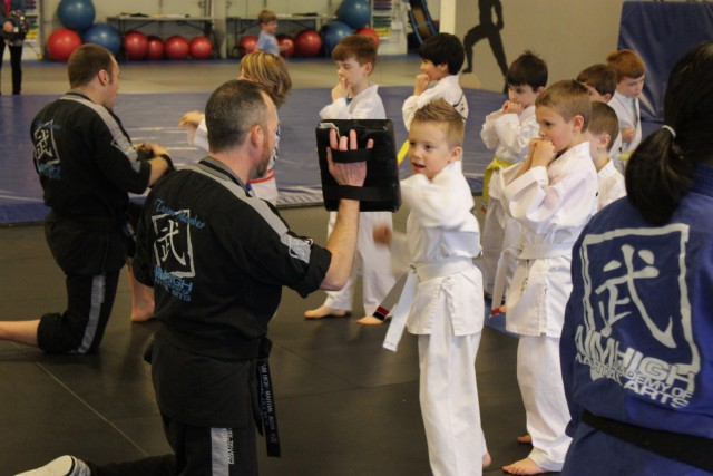 Aim High Academy of Martial Arts