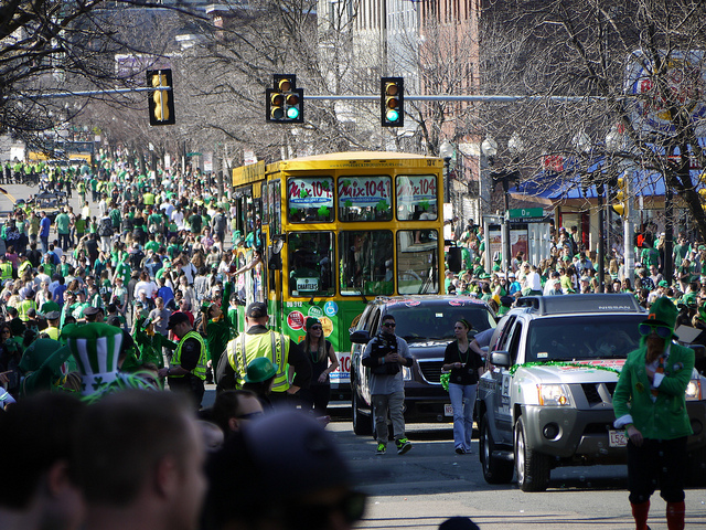 Boston St. Patrick's Parade