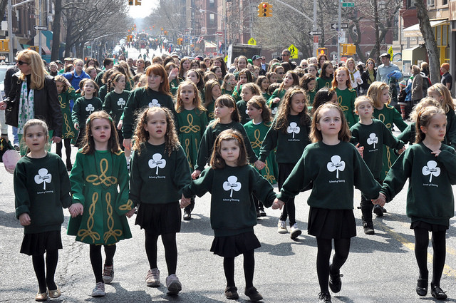 Brooklyn St. Patrick's Day