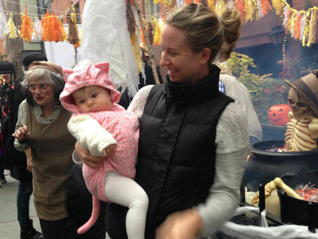 Trick or Treating in Chelsea