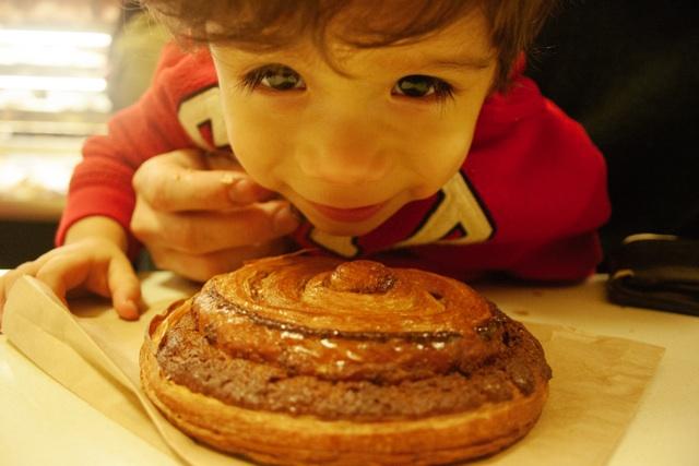 Desmond at Bakery Nouveau