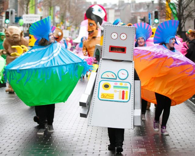 Dublin, Ireland St. Patrick's Parade