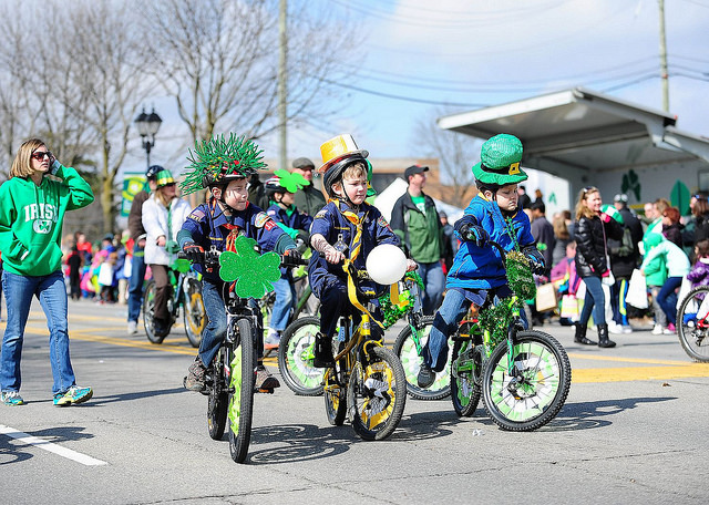 Dublin Ohio St. Patricks Day