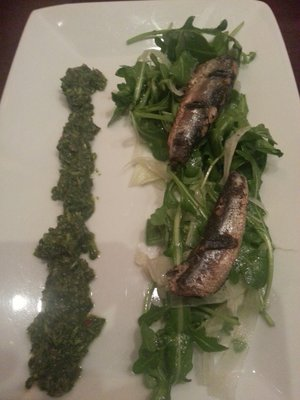 Grilled Sardines from Yelp