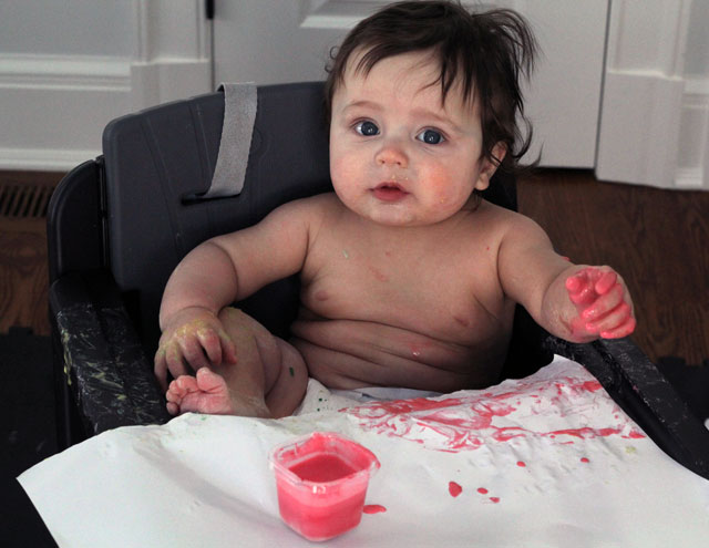 high-chair-painting