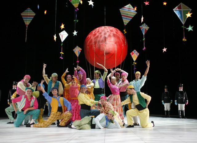 'The Barber of Seville' Rehearsal 1 - November 20, 2009
