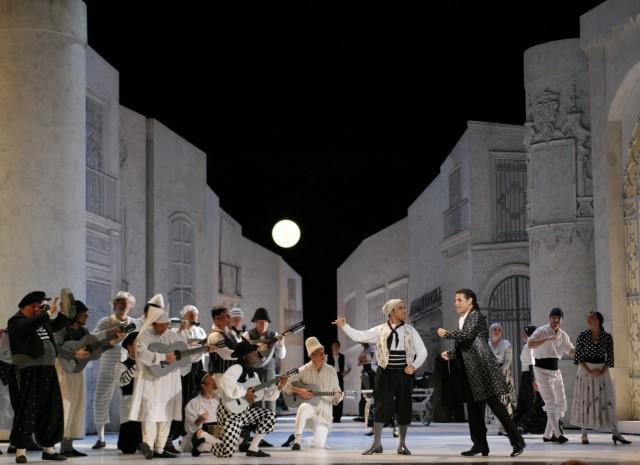 'The Barber of Seville' Final Dress - November 27, 2009