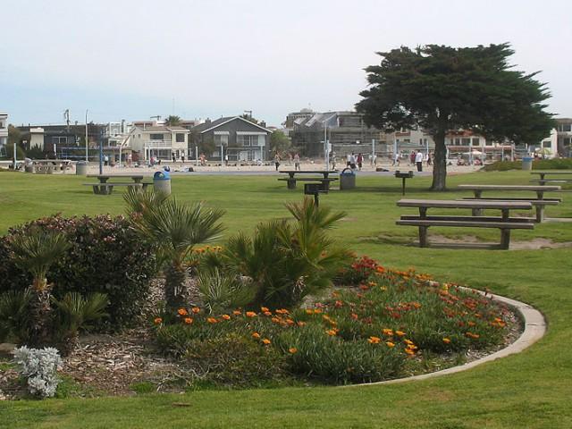 South Mission Beach Park