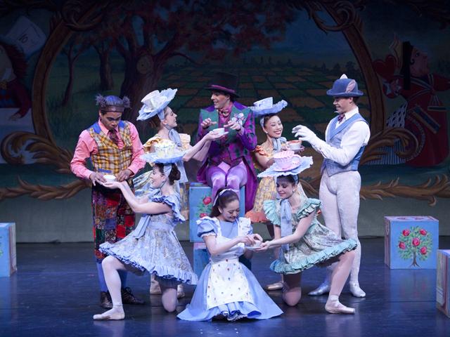 Alice in Wonderland Follies