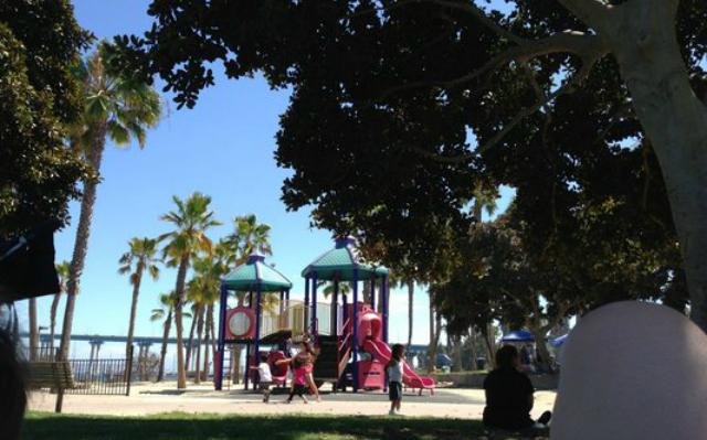 Tidelands Park Coronado