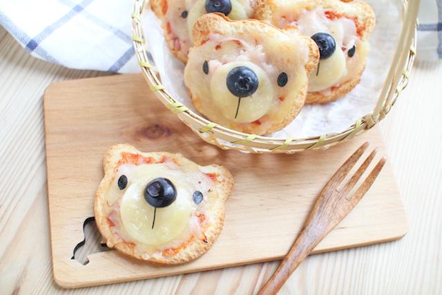 bearpizza_mingBentomonsters_animalfoodart_animalart_national_redtricycle