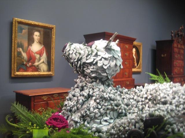 bouquets to art de young museum sf