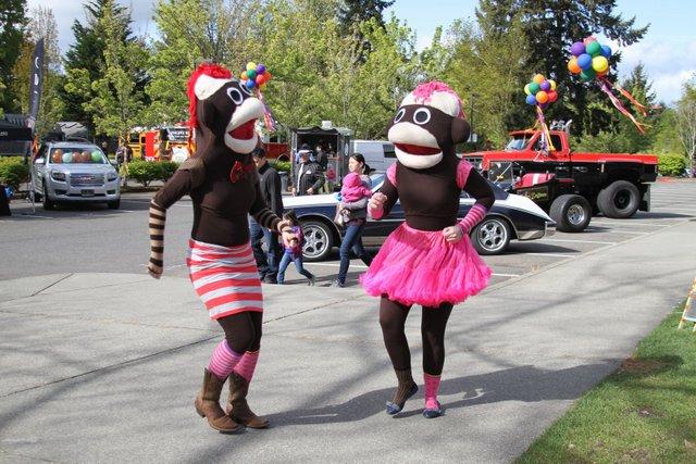 Mercer Island Preschool Association Annual Circus