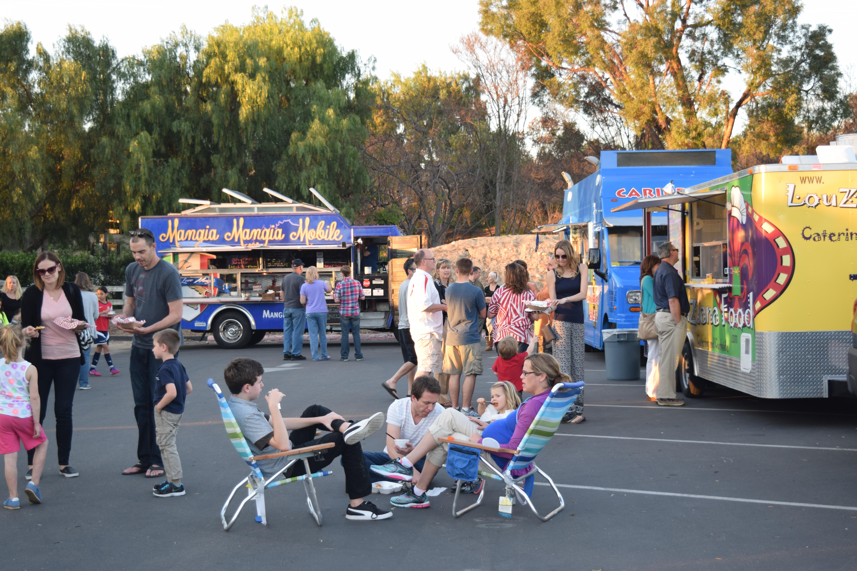 Food Truck Thursdays at Innovations Academy in Scripps Ranch