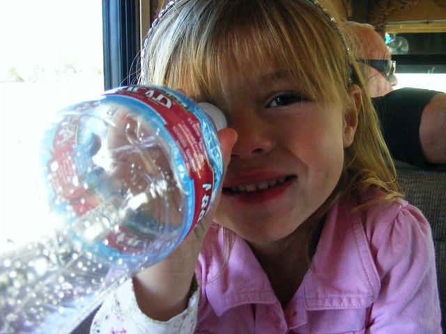 girl-water-bottle