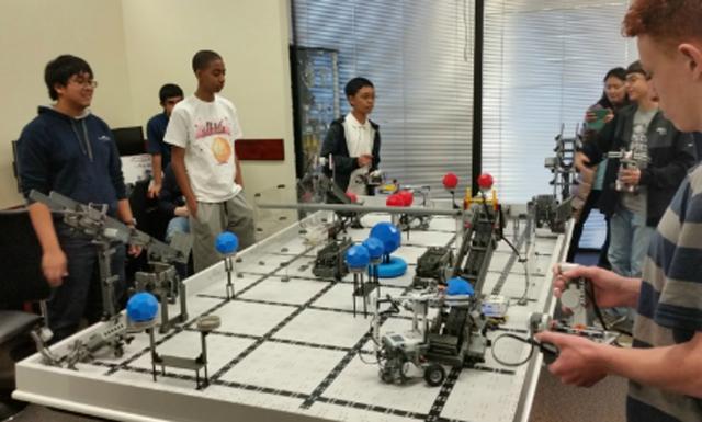 great minds robotics