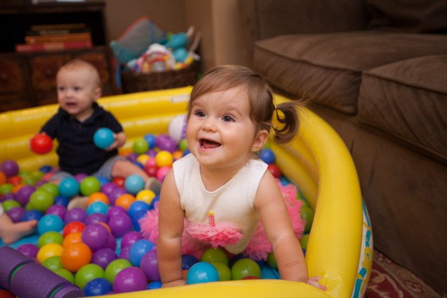 Lilly & Bliss Ball Pit