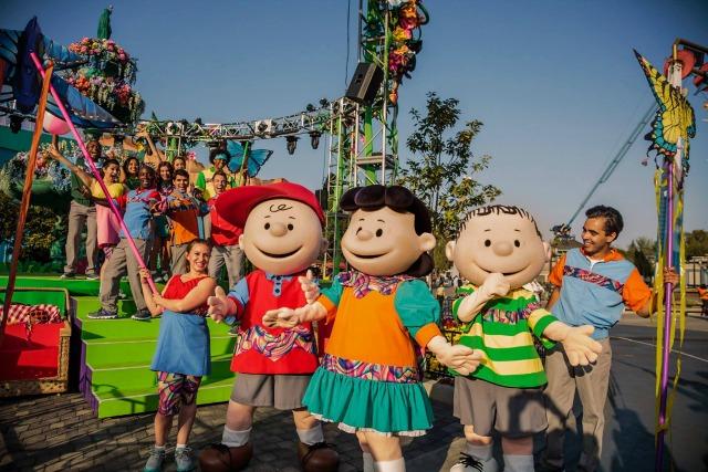 peanuts show