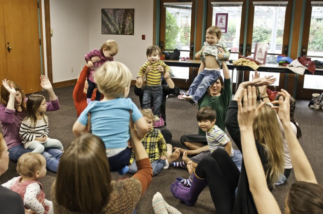 Sunshine Music Together Classes Begin Next Week! It's not too late to register!