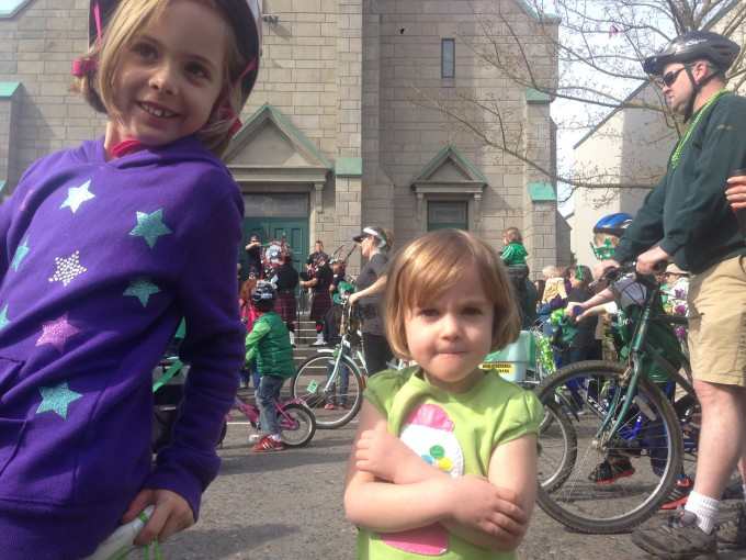 Family Friendly St Patricks Parade and Festival