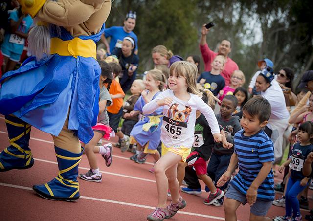 Triton Kids Fun Run