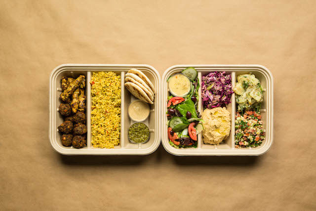 Yalla Family Style Carry-Out Meal