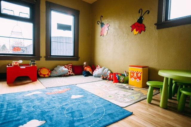Yoga Refuge child care 4