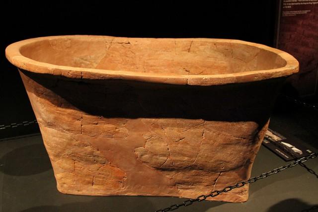 Roman Bath Dead Sea Scrolls