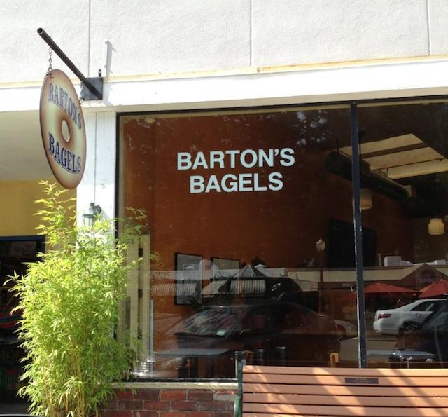 Barton bagels