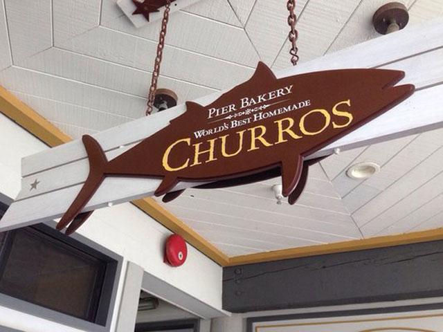 Churros Redondo Beach
