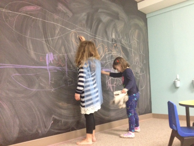 big chalk wall wsan