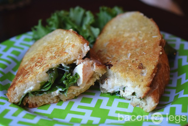 chicken-caesar-grilled-cheese