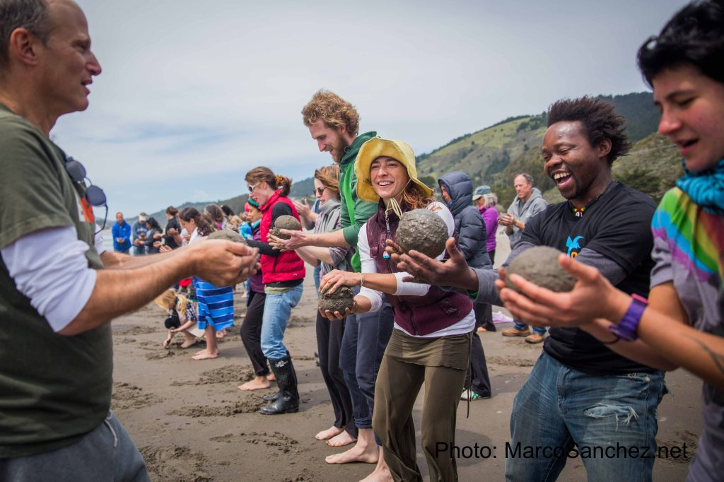 11th Annual Free Create-With-Nature Earth Day Celebration on Stinson Beach
