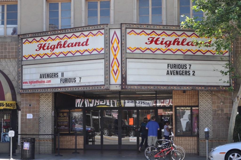 hp theaterPhoto: LeTania Kirkland