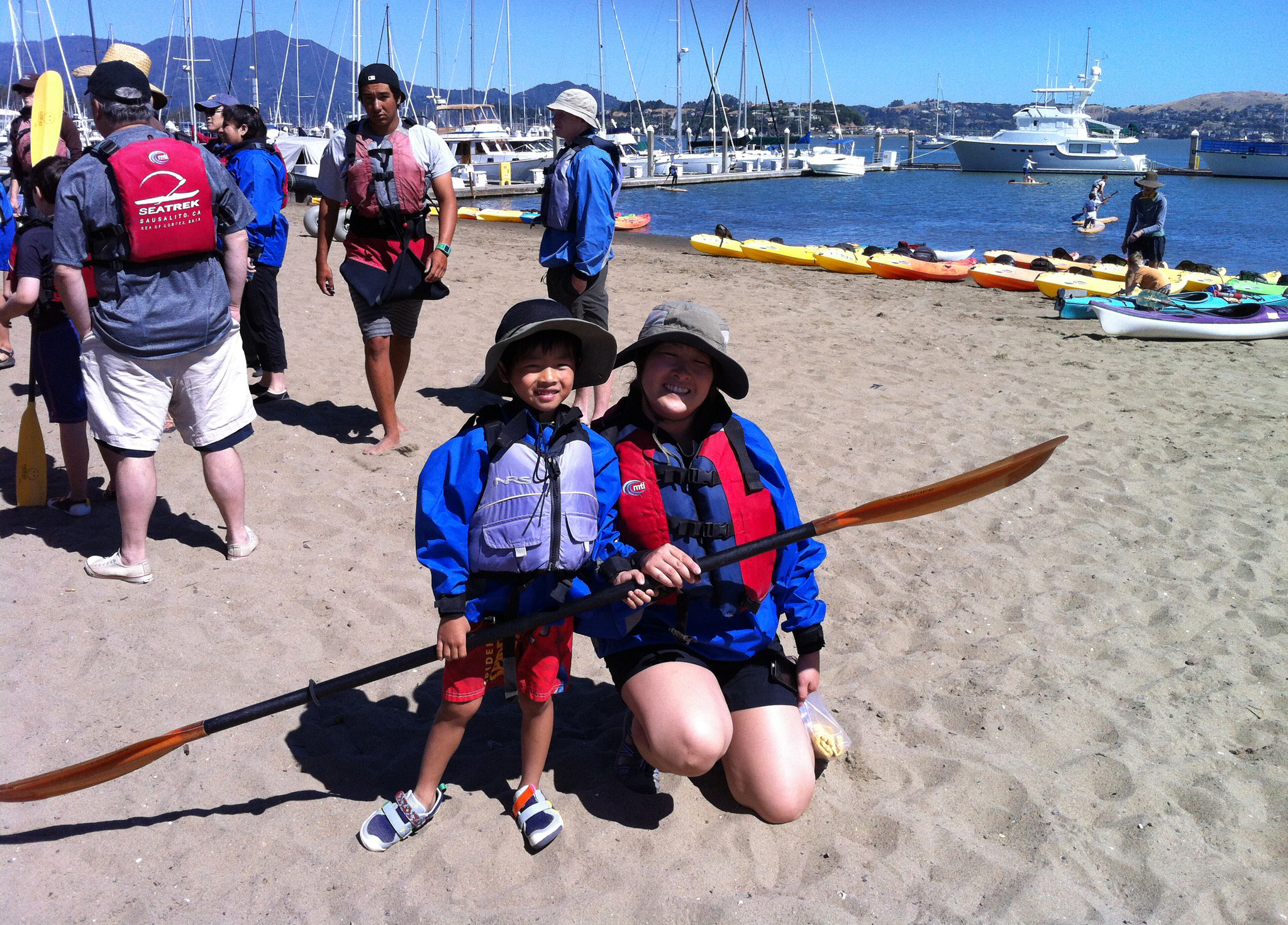 kayaking_family_sausalito