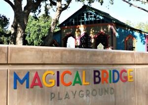 Magical Bridge Playground, photo by bonggamom