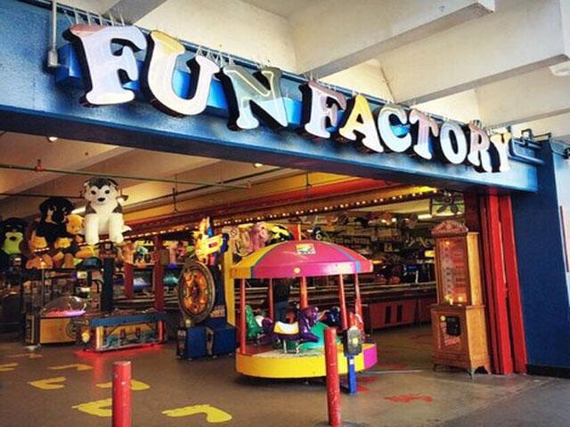 Fun Factory Redondo Beach Pier