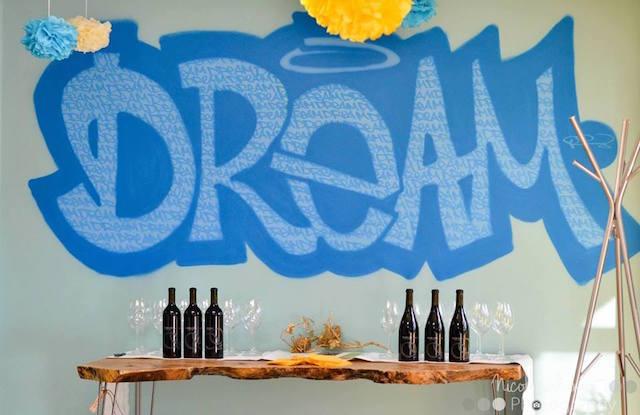 Nicole Solvang Photography wine night wsan