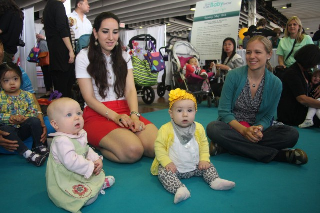 The New York Baby Show 2015
