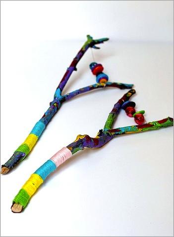 paintedstickpin_stephanie_twodaloo_treecrafts_arborday_national_redtricycle